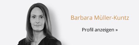 Barabara Müller-Kuntz Profil